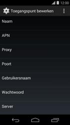 KPN Smart 400 4G - Internet - Handmatig instellen - Stap 9