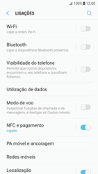Samsung Galaxy S7 - Android Nougat - MMS - Configurar MMS -  5