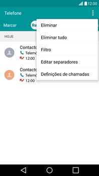 LG G4 - Chamadas - Como bloquear chamadas de um número -  5