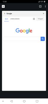 LG g7-thinq-g710 - Internet - Hoe te internetten - Stap 15