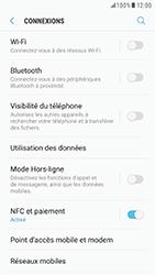 Samsung G930 Galaxy S7 - Android Nougat - Réseau - Activer 4G/LTE - Étape 5