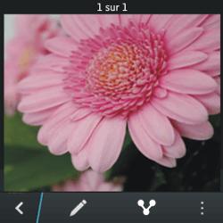 BlackBerry Q10 - Photos, vidéos, musique - Prendre une photo - Étape 10