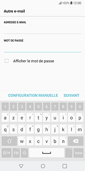 LG V30 - E-mail - 032c. Email wizard - Outlook - Étape 8