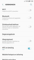 Samsung galaxy-s7-android-oreo - WiFi - Handmatig instellen - Stap 5