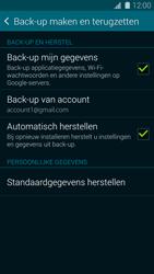 Samsung Galaxy S5 G900F - Device maintenance - Back up - Stap 8