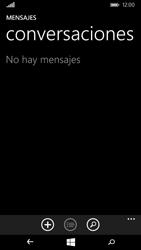 Microsoft Lumia 535 - Mensajería - Configurar el equipo para mensajes de texto - Paso 4