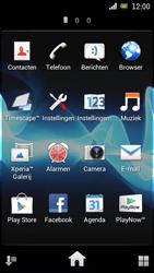 Sony Ericsson Xperia Arc met OS 4 ICS - E-mail - Hoe te versturen - Stap 4