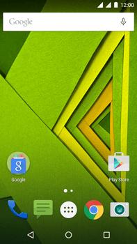 Motorola Moto X Play - Email - Como configurar seu celular para receber e enviar e-mails - Etapa 1