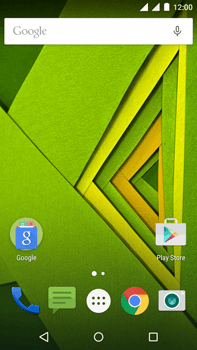 Motorola Moto X Play - Chamadas - Como bloquear chamadas de um número específico - Etapa 1