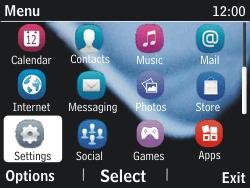 Nokia Asha 201 - Internet - Automatic configuration - Step 6