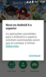 Wiko Sunny DS - Aplicações - Como pesquisar e instalar aplicações -  18