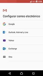 Sony Xperia XZ - Android Nougat - E-mail - Configurar Gmail - Paso 8