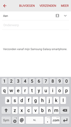 Samsung G920F Galaxy S6 - E-mail - e-mail versturen - Stap 5