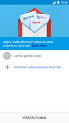 Nokia 3 - Email - Configurar a conta de Email -  22