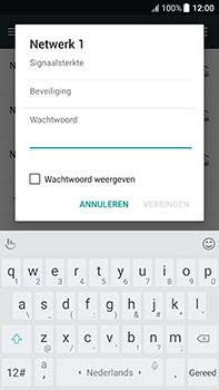 HTC U11 (2PZC100) - WiFi - Handmatig instellen - Stap 7