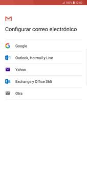 Samsung Galaxy Note 8 - E-mail - Configurar Gmail - Paso 7