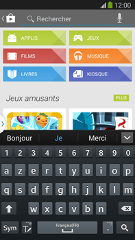 Samsung Galaxy S5 mini - Applications - MyProximus - Étape 5
