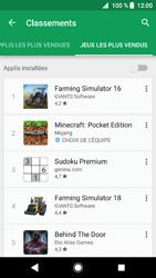 Sony Xperia XZ1 - Applications - Télécharger une application - Étape 14