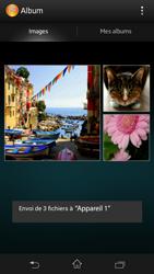 Sony Xpéria SP - Photos, vidéos, musique - Envoyer une photo via Bluetooth - Étape 12
