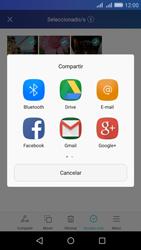 Huawei Huawei Y6 - Bluetooth - Transferir archivos a través de Bluetooth - Paso 9