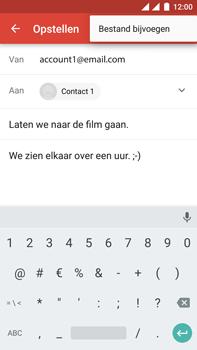 OnePlus 3 - E-mail - hoe te versturen - Stap 10
