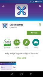 Huawei Y6 - Applications - MyProximus - Step 6