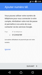 Sony F3313 Xperia E5 - Applications - Télécharger des applications - Étape 14