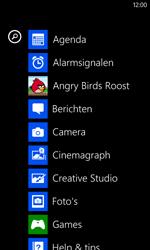 Nokia Lumia 520 - MMS - probleem met ontvangen - Stap 3