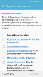 Samsung Galaxy S7 - Beveiliging en ouderlijk toezicht - Samsung account instellen - Stap 13