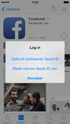 Apple iPhone 5 iOS 8 - Applicaties - Account aanmaken - Stap 9