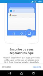 Sony Xperia M4 Aqua - Internet no telemóvel - Como configurar ligação à internet -  19