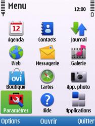 Nokia C5-00 - Internet - Configuration manuelle - Étape 3