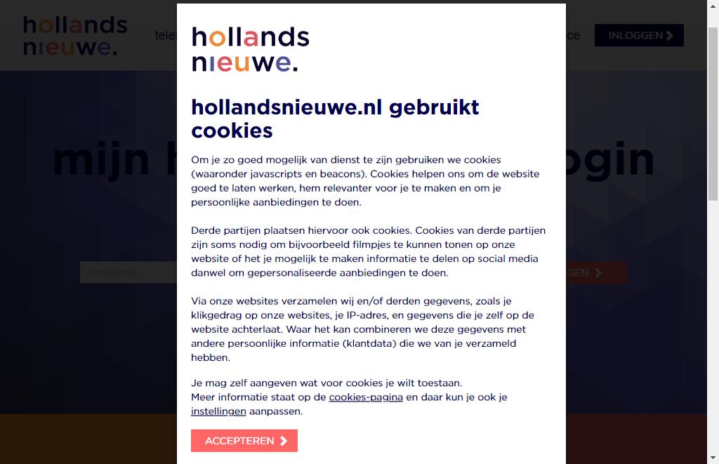 Apple iPhone 11 Pro - mijn hollandsnieuwe - PUK code vinden via mijn hollandsnieuwe - stap 3