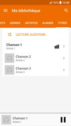 HTC 10 - Photos, vidéos, musique - Ecouter de la musique - Étape 8