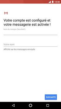 Nokia 6 (2018) - E-mail - Configuration manuelle (yahoo) - Étape 12