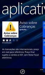 Nokia Lumia 920 - Aplicativos - Como baixar aplicativos - Etapa 5