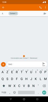 Nokia 7.1 - Contact, Appels, SMS/MMS - Envoyer un MMS - Étape 7