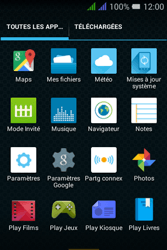 Alcatel Pixi 3 Dual Sim - Applications - Supprimer une application - Étape 3