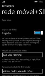 Nokia Lumia 530 - Internet no telemóvel - Configurar ligação à internet -  5