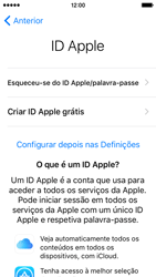 Apple iPhone 5s iOS 9 - Primeiros passos - Como ligar o telemóvel pela primeira vez -  18