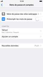 Apple iPhone 6s - iOS 12 - E-mail - Configuration manuelle (yahoo) - Étape 9