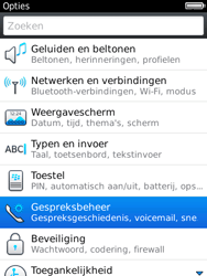 BlackBerry 9800 Torch - Voicemail - Handmatig instellen - Stap 4