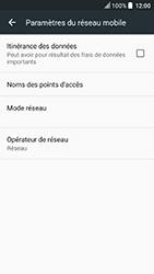 HTC U Play - Aller plus loin - Désactiver les données à l'étranger - Étape 6