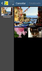 Samsung S7580 Galaxy Trend Plus - Mensajería - Escribir y enviar un mensaje multimedia - Paso 18