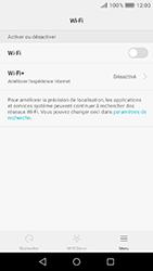 Huawei Y6 (2017) - Wi-Fi - Accéder au réseau Wi-Fi - Étape 4