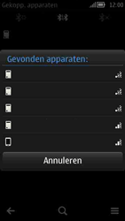 Nokia 808 PureView - Bluetooth - koppelen met ander apparaat - Stap 9