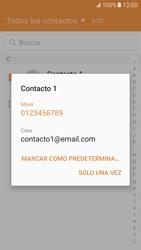 Samsung Galaxy S7 - Mensajería - Escribir y enviar un mensaje multimedia - Paso 9