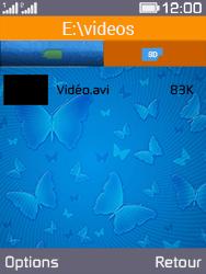 Archos F28 - Photos, vidéos, musique - Créer une vidéo - Étape 14