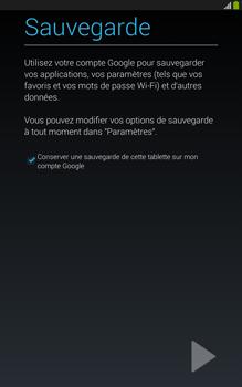 Samsung Galaxy Tab 3 8 4G - Premiers pas - Créer un compte - Étape 26