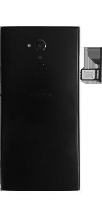 Sony Xperia XA2 Ultra - Premiers pas - Insérer la carte SIM - Étape 3